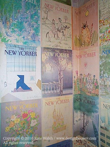 New Yorker Magazine Twin Towers Black September 24, 2001(September 11, 2001)News